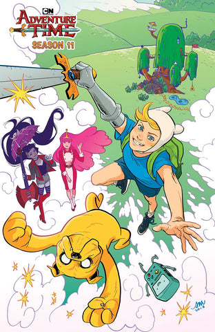 Adventure Time Season 11 #1 1/15 Audrey Mok Variant