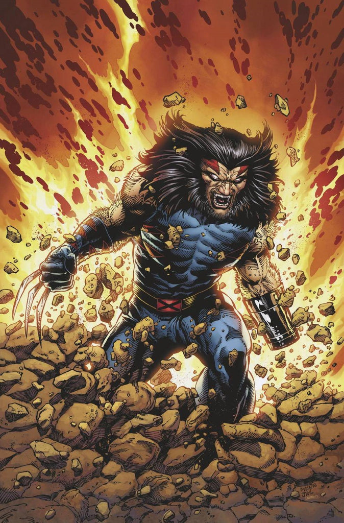 Return of Wolverine #1 1/700 Steve McNiven Age of Apocalypse Costume Virgin Art Variant
