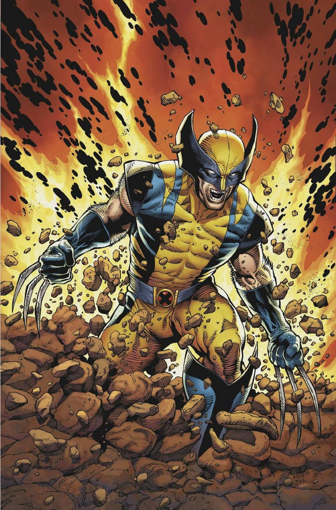 Return of Wolverine #1 1/100 Steve McNiven Current Costume Virgin Art Variant