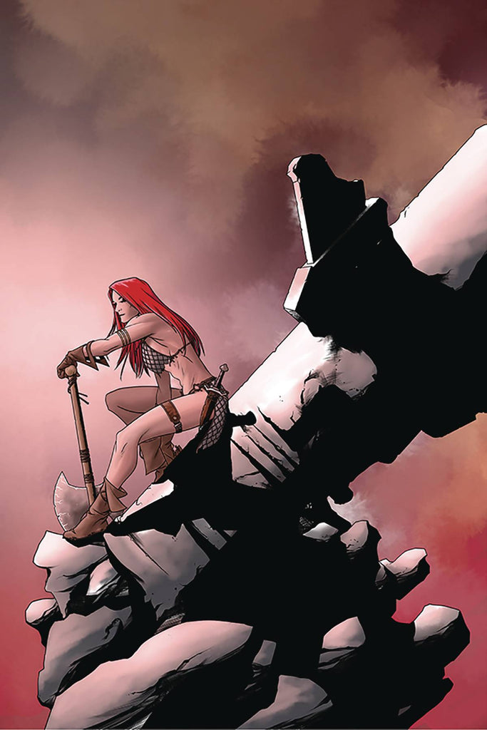 Red Sonja #24 1/10 Mike McKone Virgin Art Variant