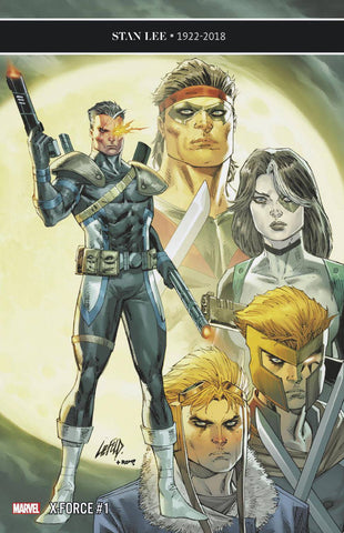 X-Force #1 1/25 Rob Liefeld Variant