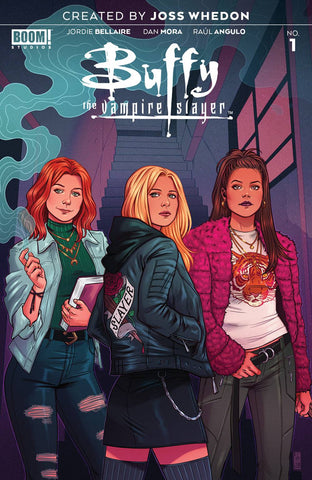 Buffy The Vampire Slayer #1 1/25 Jen Bartel Variant