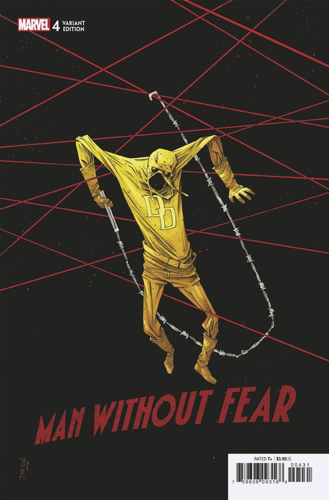 Man Without Fear #4 1/25 Declan Shalvey Variant