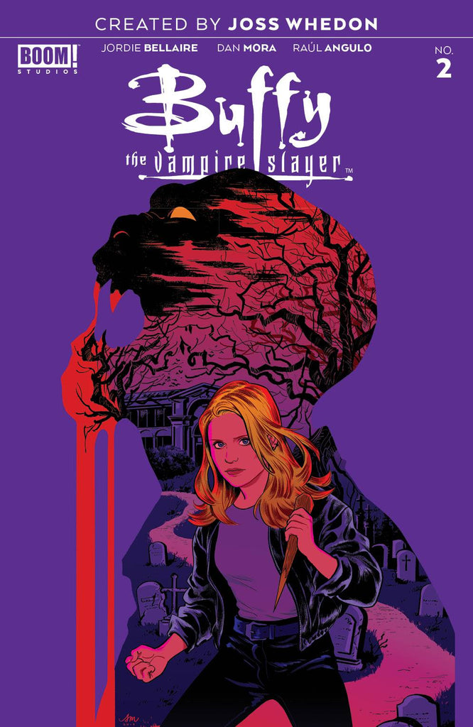 Buffy the Vampire Slayer #2 1/25 Audrey Mok Variant
