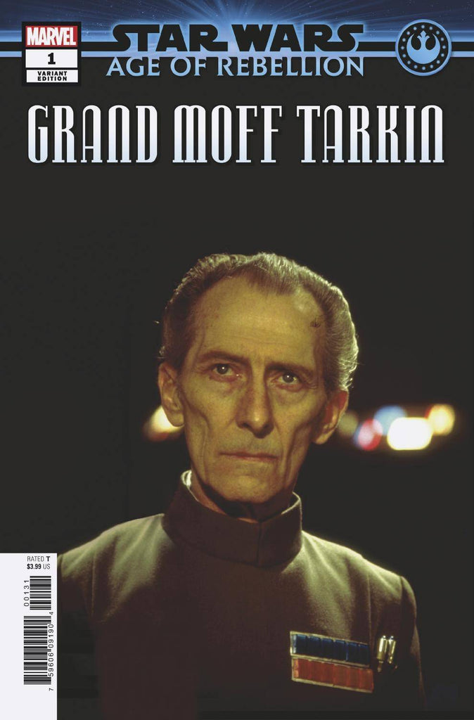 Star Wars Age of Rebellion Grand Moff Tarkin #1 1/10 Movie Photo Variant