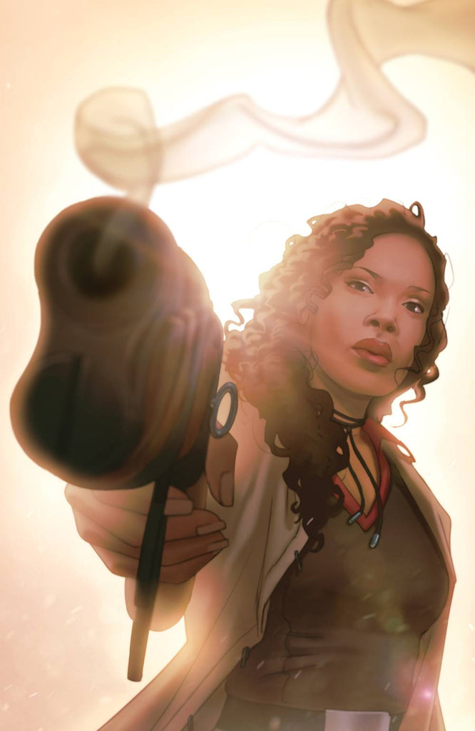 Firefly #5 1/15 W. Scott Forbes Zoe Washburne Virgin Art Variant