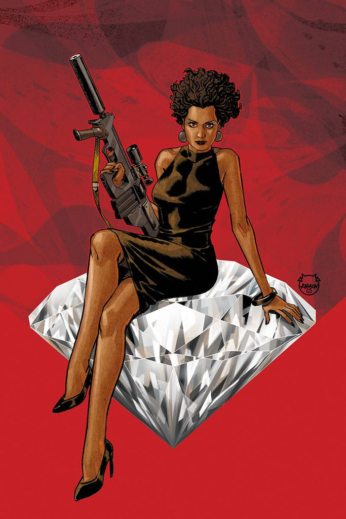 James Bond 007 #7 1/10 Dave Johnson Virgin Art Variant