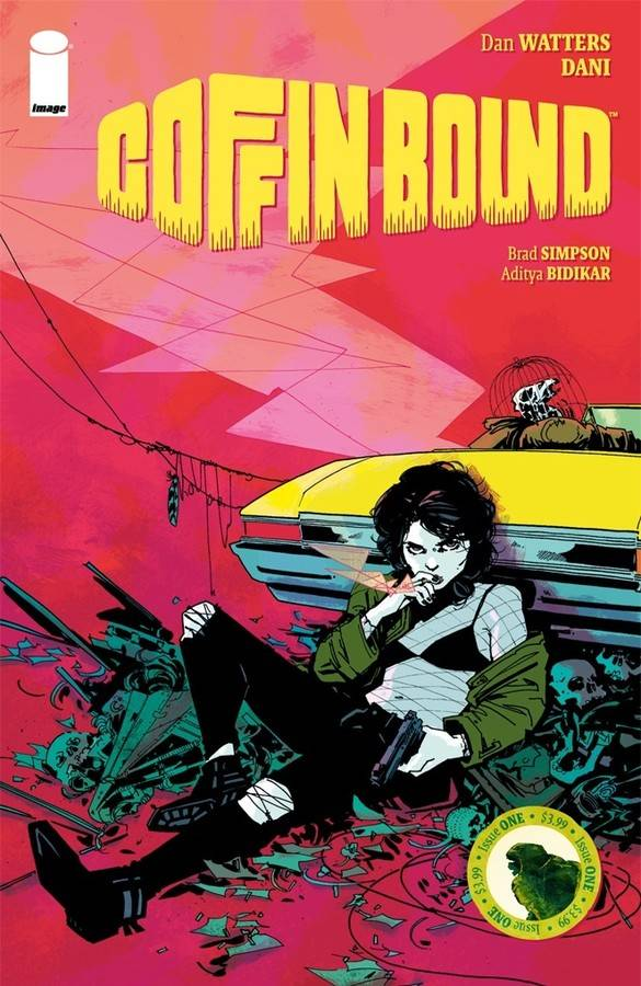 Coffin Bound #1 - First Printing