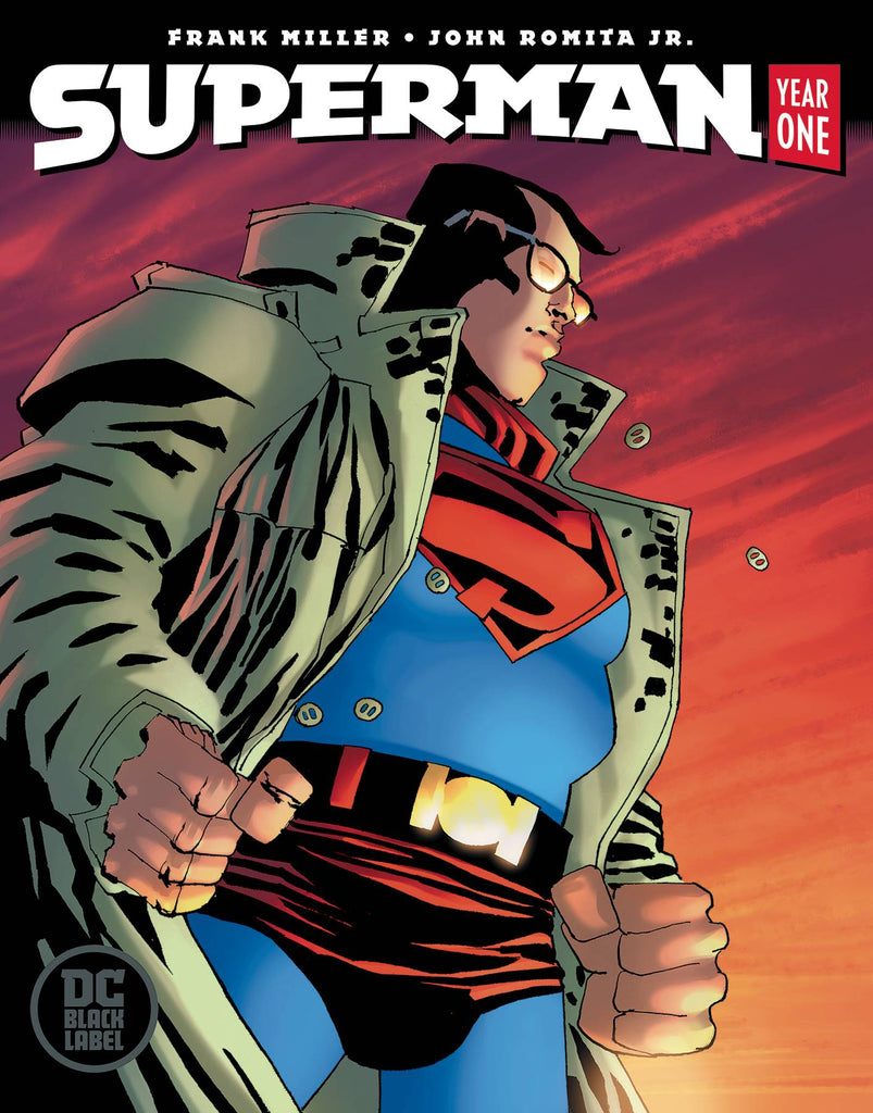 Superman Year One (Vol 1 2019) #2 CVR B Frank Miller