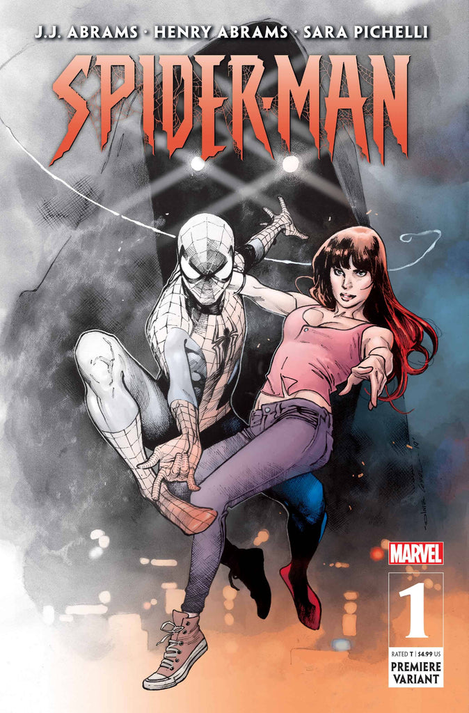 Spider-Man #1 Two Per Store Olivier Coipel Premiere Variant - JJ Abrams