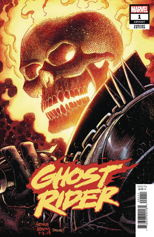 Ghost Rider #1 1/50 Art Adams Variant
