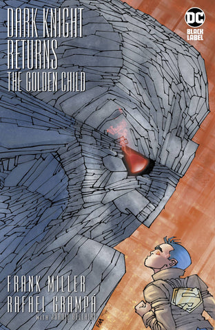 Dark Knight Returns: The Golden Child #1 1/100 Frank Miller Variant