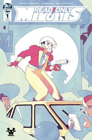 Read Only Memories #1 1/10 Kyle Smart Variant
