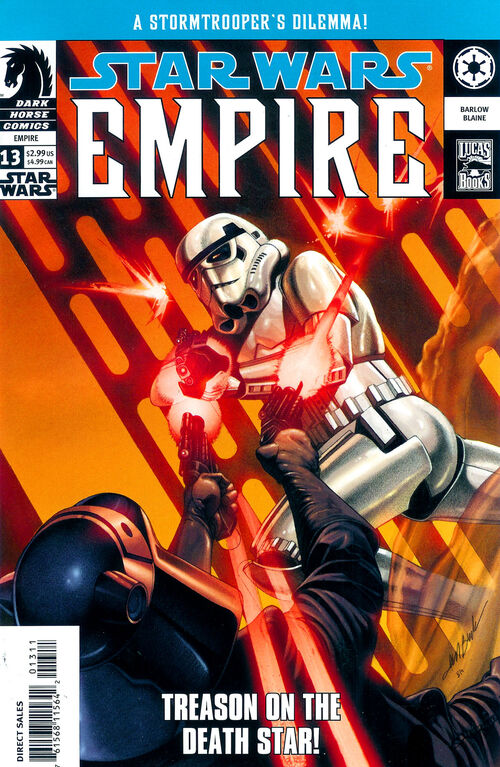 Star Wars - Empire (Vol 1 2003) #13 CVR A