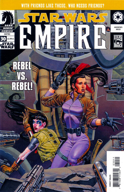 Star Wars - Empire (Vol 1 2005) #30 CVR A