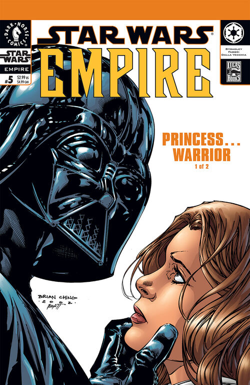 Star Wars - Empire (Vol 1 2003) #5 CVR A