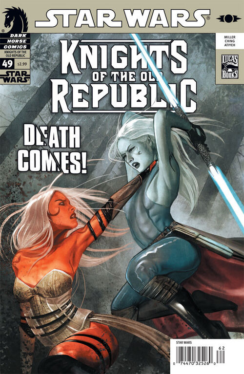 Star Wars - Knights of the Old Republic (Vol 1 2006) #49 CVR A