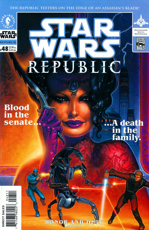 Star Wars - Republic (Vol 1 2002) #48 CVR A