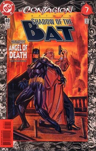 Batman: Shadow of the Bat (Vol 1 1996) #49 CVR A