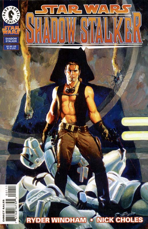 Star Wars - Shadow Stalker (Vol 1 1997) #ONE-SHOT CVR A