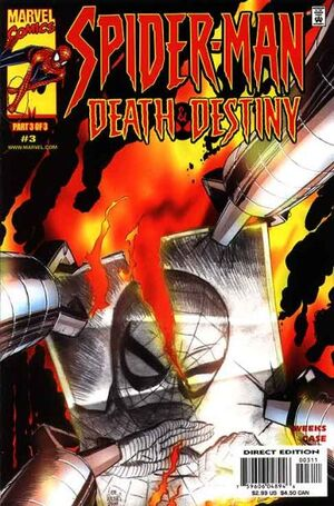 Spider-Man: Death & Destiny (Vol 1 2000) #3 CVR A