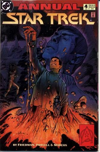 Star Trek Annual (Vol 2 1993) #4 CVR A