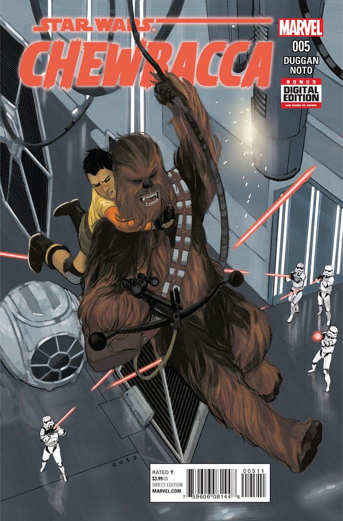 Star Wars - Chewbacca (Vol 1 2016) #5 CVR A