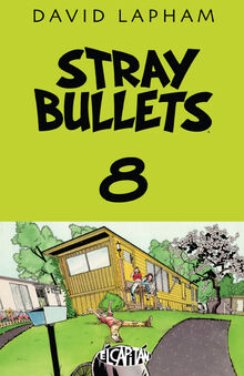 Stray Bullets (Vol 1 1995) #8 CVR A