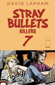 Stray Bullets: Killers (Vol 1 2014) #7 CVR A