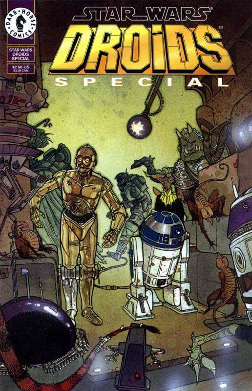 Star Wars - Droids Special (Vol 1) #One-Shot CVR A