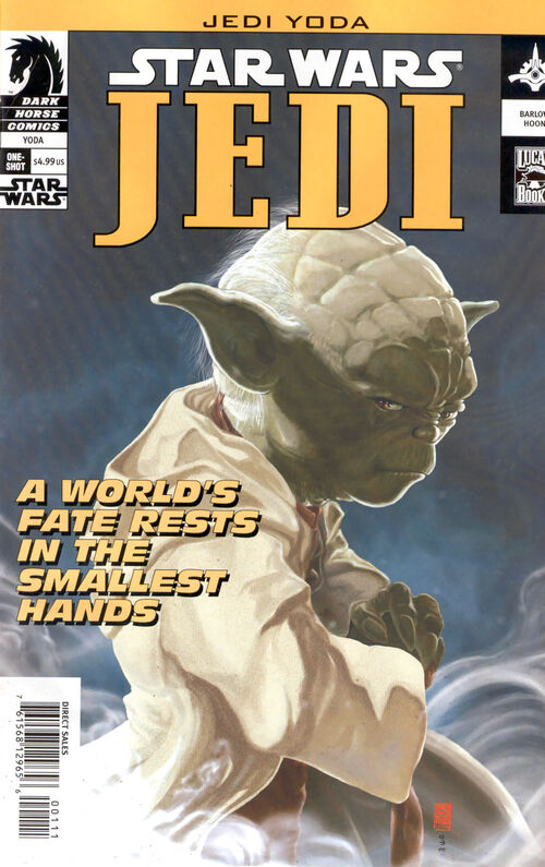 Star Wars - Jedi: Yoda (Vol 1 2004) #One-Shot CVR A