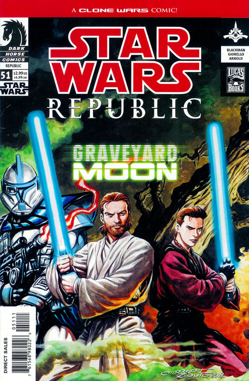 Star Wars - Republic (Vol 1 2002) #51 CVR A