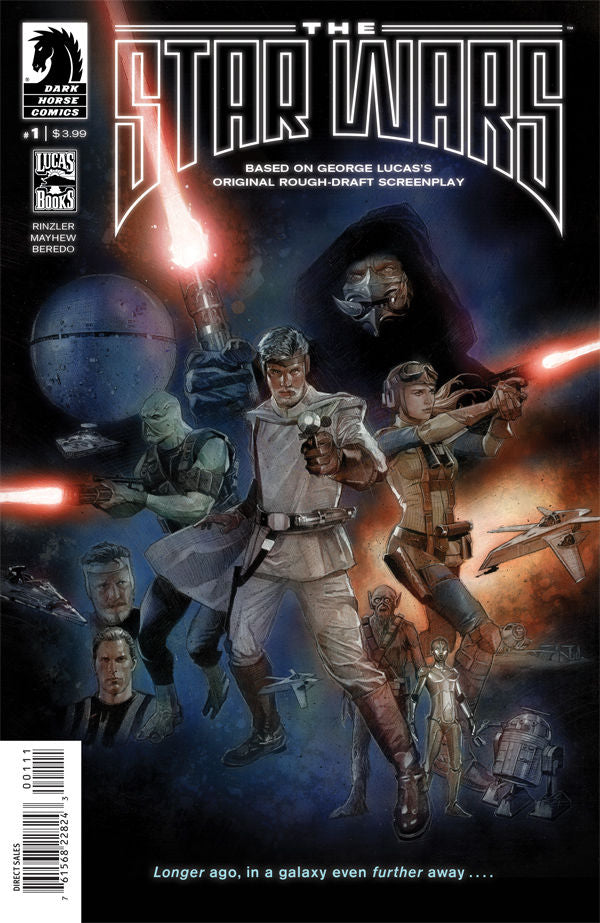 The Star Wars (Vol 1 2013) #1 CVR A