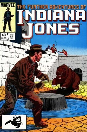 Further Adventures of Indiana Jones (Vol 1 1983) #22 CVR A