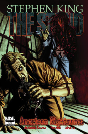 Stand, The: American Nightmares (Vol 1 2009) #4 CVR A