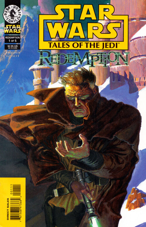 Star Wars - Tales of the Jedi: Redemption (Vol 1 1998) #1 CVR A
