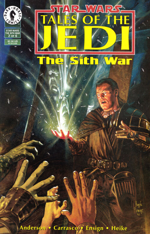 Star Wars - Tales of the Jedi: The Sith War (Vol 1 1995) #2 CVR A