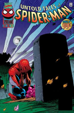 Untold Tales of Spider-Man (Vol 1 1995) #13 CVR A