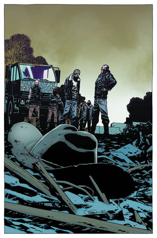 Walking Dead (Vol 1 2013) #107 CVR A