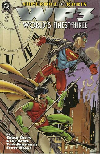 World's Finest Three (Vol 1 1996) #1 CVR A