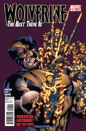 Wolverine: The Best There Is (Vol 1 2010) #8 CVR A