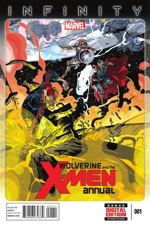 Wolverine and the X-Men Annual (Vol 1 2011) #1 CVR A