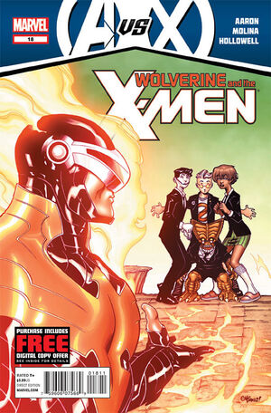Wolverine and the X-Men (Vol 1 2011) #18 CVR A