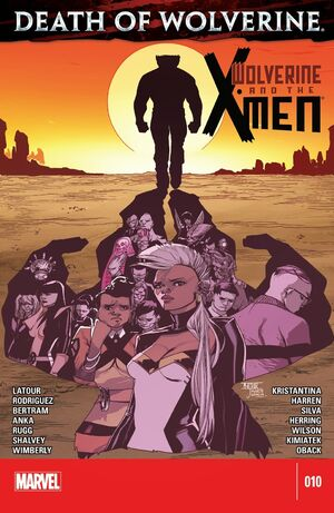 Wolverine and the X-Men (Vol 2 2014) #10 CVR A
