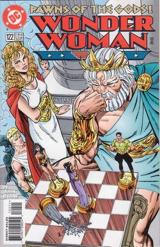 Wonder Woman (Vol 2 1987) #122 CVR A