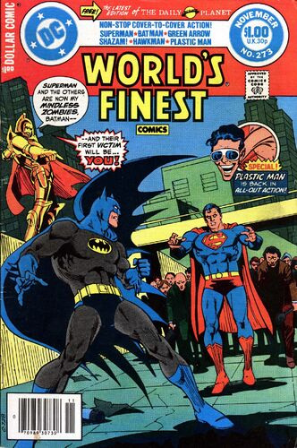 World's Finest Comics (Vol 1 1941) #273 CVR A