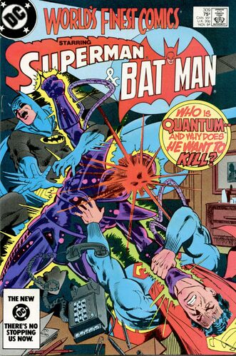 World's Finest Comics (Vol 1 1941) #309 CVR A