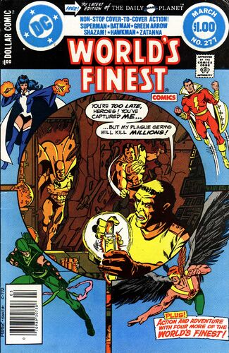 World's Finest Comics (Vol 1 1941) #277 CVR A