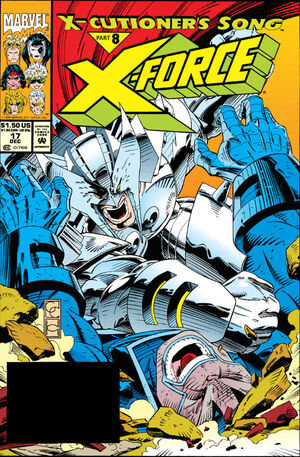 X-Force (Vol 1 1992) #17 CVR A Polybag
