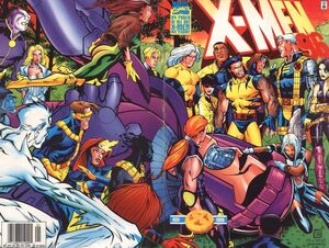 X-Men Annual (Vol 2 1996) #1996 CVR A